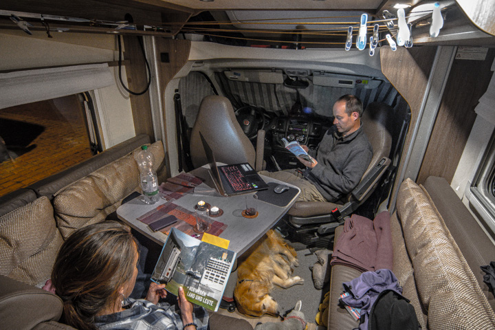 bc mobile Command Center